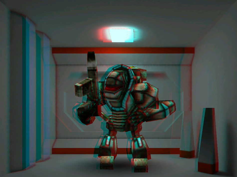 HoloToy Anaglyph HoloBot